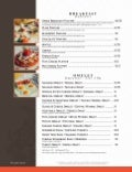 Variety Cafe Brooklyn Menu