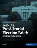 U.S. Presidential election China implications