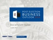 US Post-Election Business Outlook