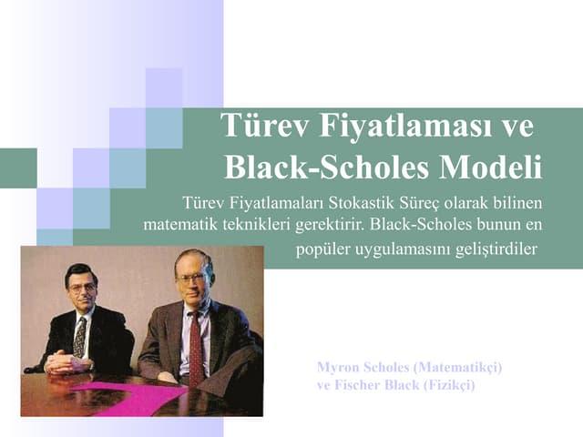 Black-Scholes Integral