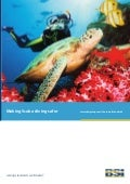 BSI Making Diving Safer Brochure - A consumer's guide to the British Standards for recreational scuba diving, and for the training of recreational scuba divers