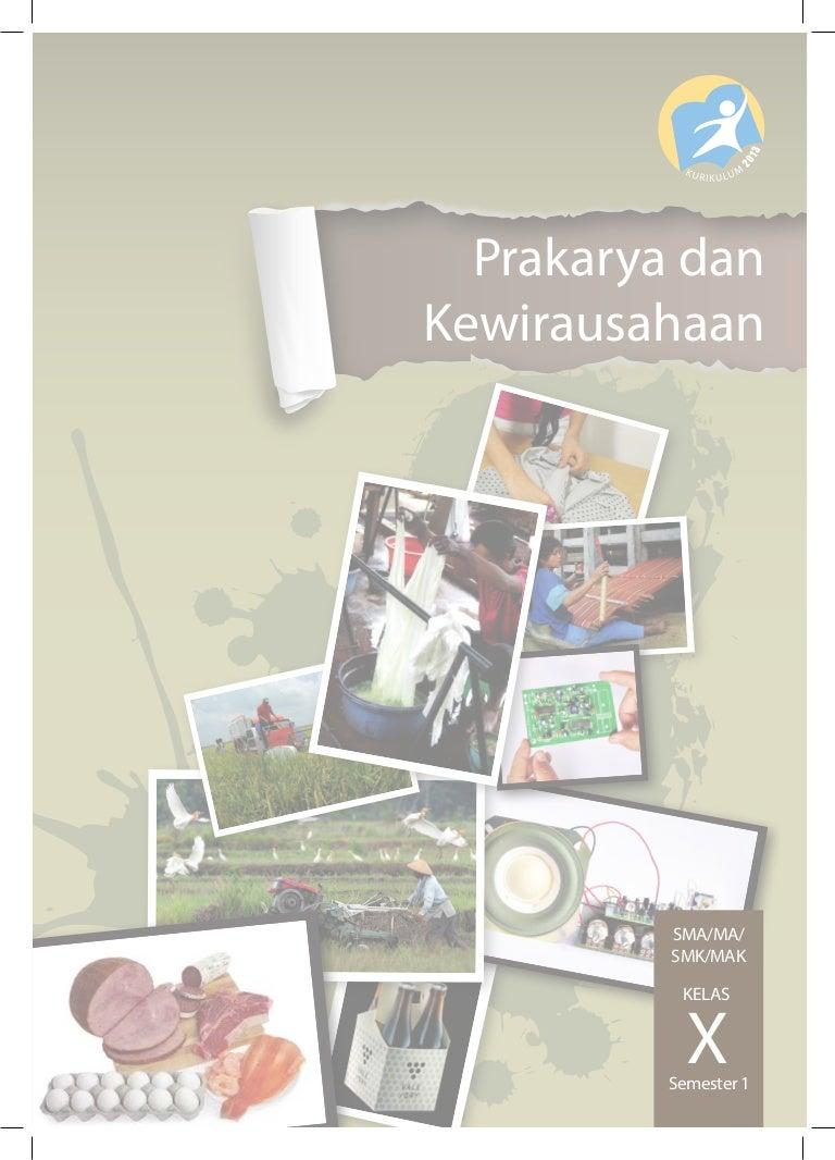 Bs Prakarya Sem1 Sma Kelas X Kurikulum 2013 [blogerkupang]