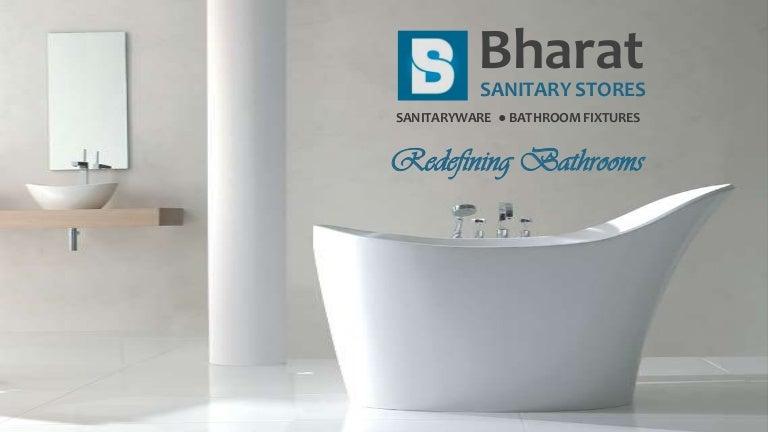 Bathroom Fixtures Stores bharat sanitary stores - presentation
