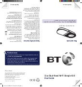 BT 11ac Dual-Band Wi-Fi Dongle 610 User Guide