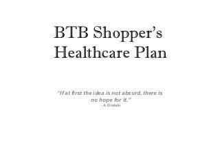 Btb shopper's plan 12 29 2012
