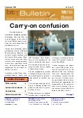Aviation Security and the Cost to Travellers-Sep 2006