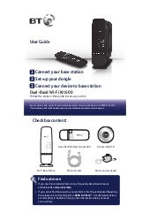 BT Dual-Band Wi-Fi 600 Kit User Guide