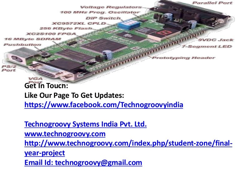 B tech final year projects,embedded systems ece projects