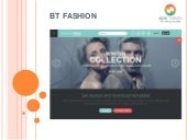 BT Fashion - Responsive Template for Joomla 2.5 and 3.x