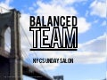Balanced Team NYC Sunday Salon