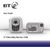 BT Video Baby Monitor 1030 User Guide