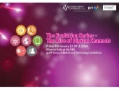 #BTYSTE The evolution series. The Rise of Digital Channels