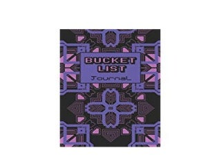 ~[E-BOOK_DOWNLOAD] LIBRARY~ Bucket List Journal Gamers To Do List and Memory Book for Your Video Game and App Wins Goals and Accomplishments 6 x 9 in 90 Pages *online_books*