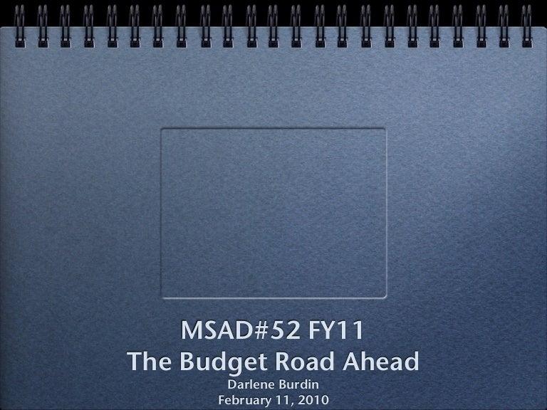 Budget10 11