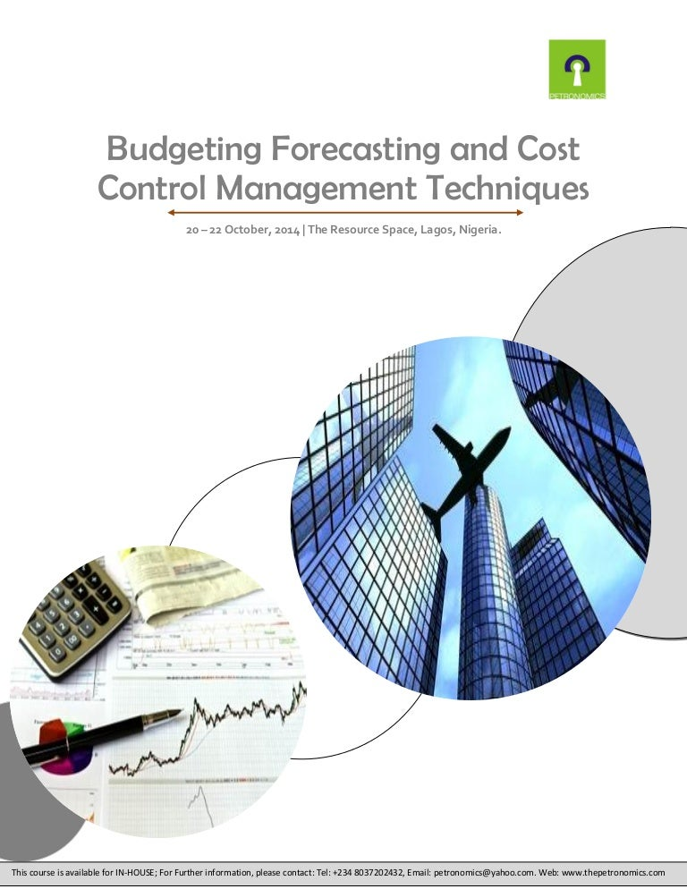budgeting and forecasting cutting edge landscaping Excerpt from file: busn278 budgeting and forecasting template instructions use this spreadsheet structure to lay out the various sections of your project the purpose of this spreadsheet is to make it easy for your professor to locate the various sections of your project.