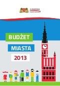 Budzet Gdańska 2014 w przystępnej formie