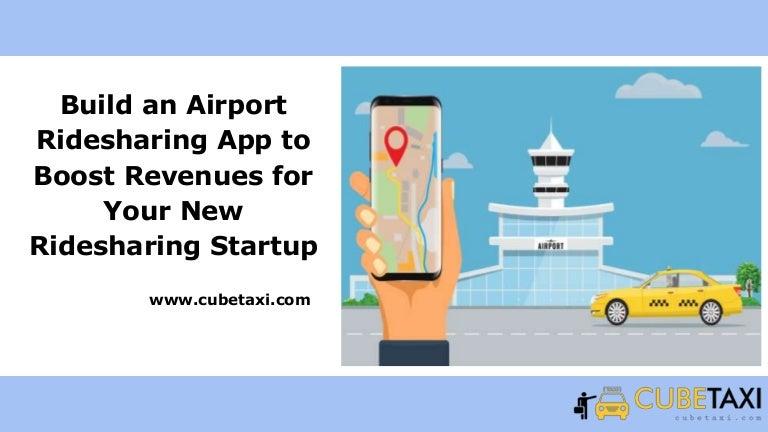 Airport Ridesharing App Development
