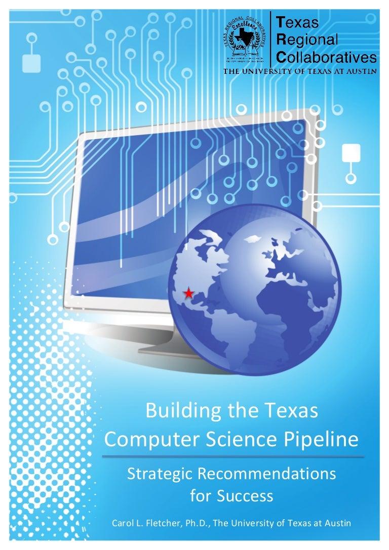 Building the Texas Computer Science Pipeline - Strategic Recommendati…