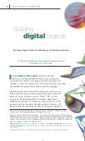 Building digital brands