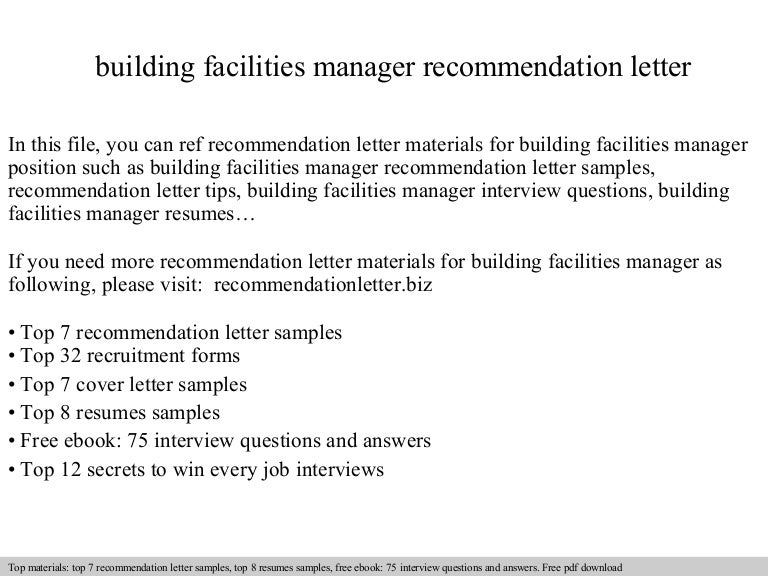 SlideShare  Example Of Letter Of Recommendation