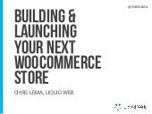 Your Next WooCommerce Store