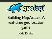 Building MapAttack