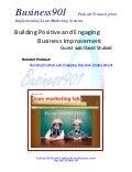 Building Positive Engagements
