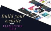 Build Your Website With Elementor Pro
