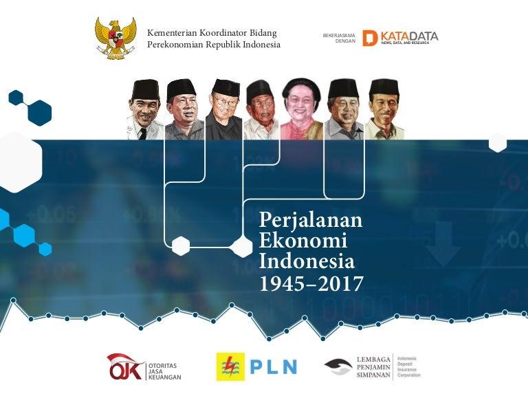 Buklet Ekonomi Indonesia