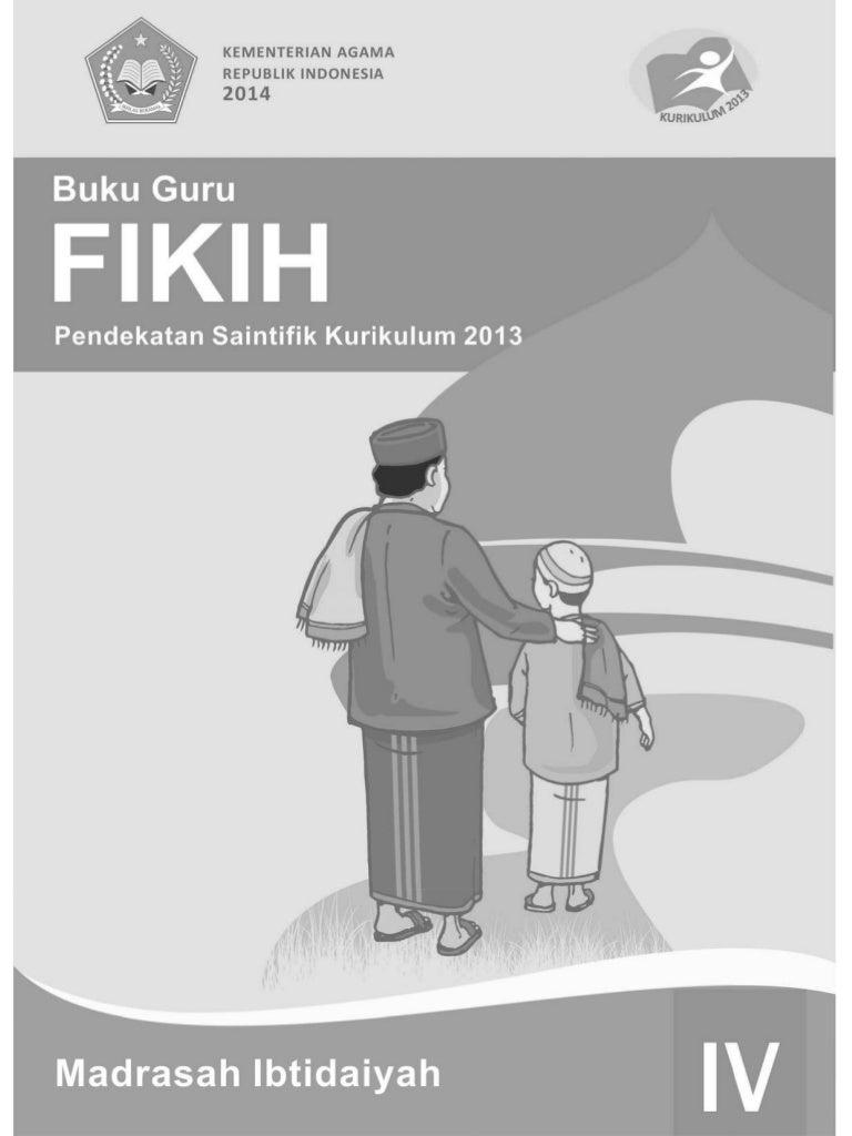 Buku Fikih Mi Kelas 4 Pegangan Guru Kurikulum 2013