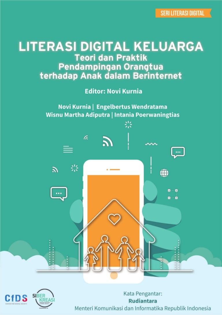 Seri buku literasi digital literasi digital keluarga