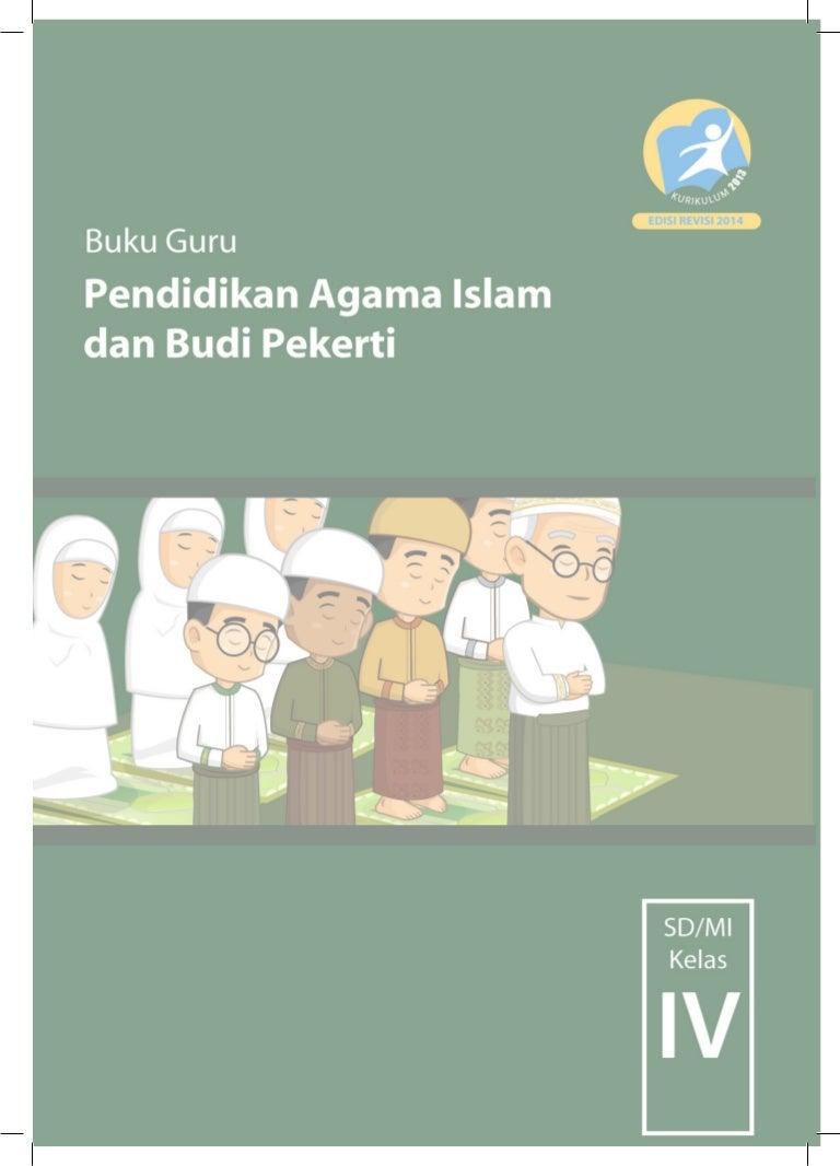 Buku Pegangan Guru Pai Sd Kelas 4 Edisi Revisi 2014