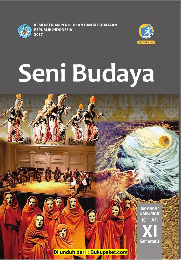 Gambar Modifikasi Seni Rupa 2 Dimensi Buku Siswa Kelas 11 Seni Budaya Semester 1 Dan 2 Kurikulum K13