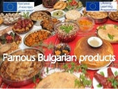Bulgarian products