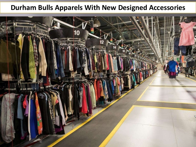 Buy Online Durham Bulls Apparels With New Designed Accessories
