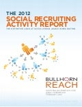Bullhorn Reach: 2012 Activity Report | Social Media Recruiting