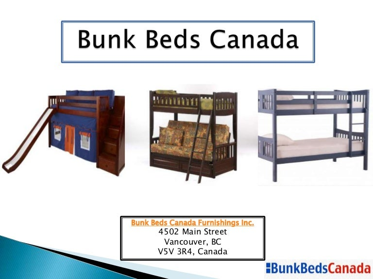 Bunk Beds For Kids And Adults Bunkbedscanada