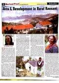 Buransh Retreat published in Garhwal Post