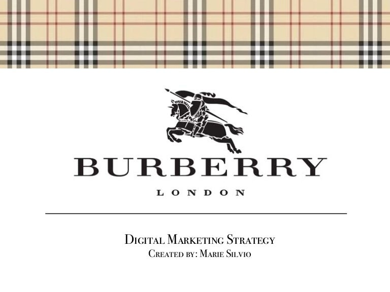 research proposal on burberry My research topic is tunisia as an emerging market for luxury goods and services the main question i will be working on is: what are the factors that make tunisia an.