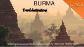 Burma travel destinations