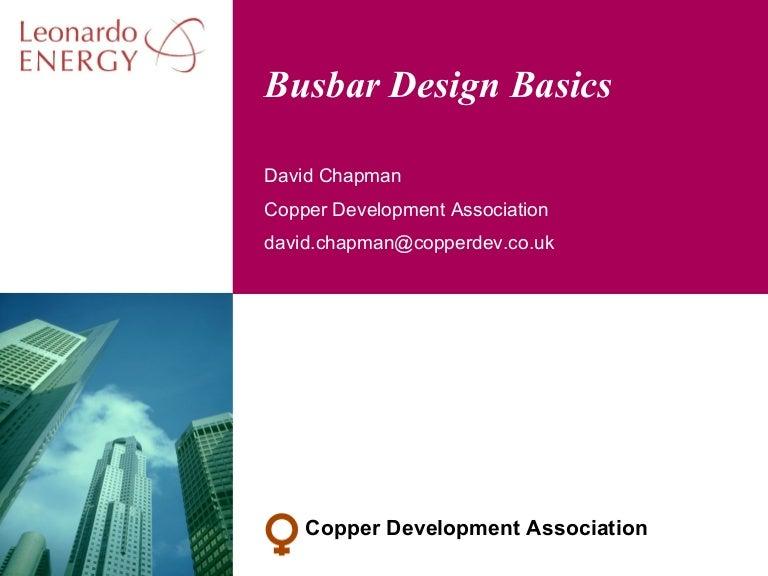 Busbar Design
