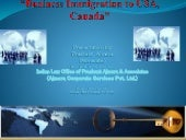 Busines immigration to USA EB-5 and Canada Business Immigration