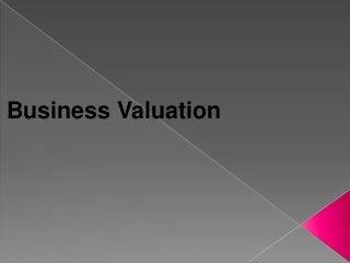 business valuation linkedin business valuation jobs