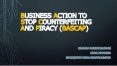 Business action to stop counterfeiting and piracy