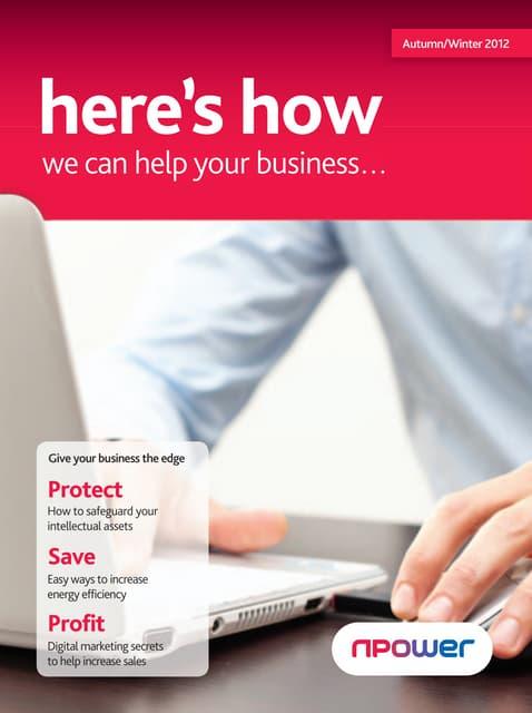 Business advice
