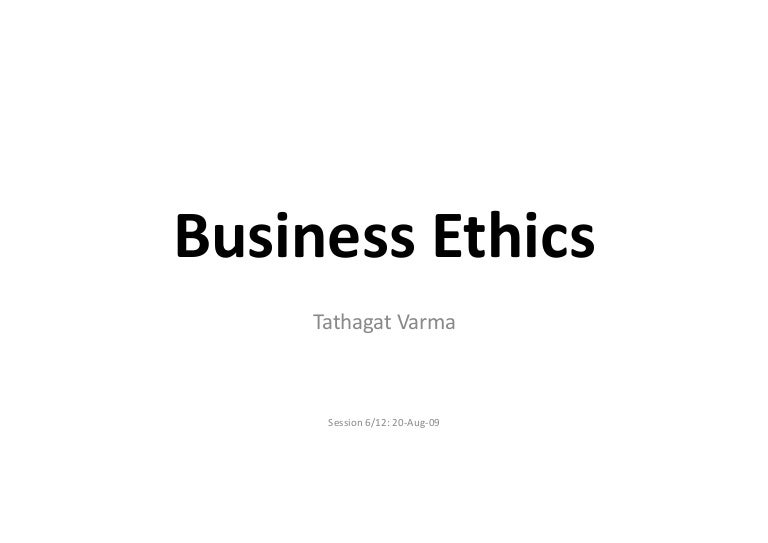 case study transparency business ethics The second half of this enron case study assesses business ethics and the impact on corporate governance,  transparency and accountability.