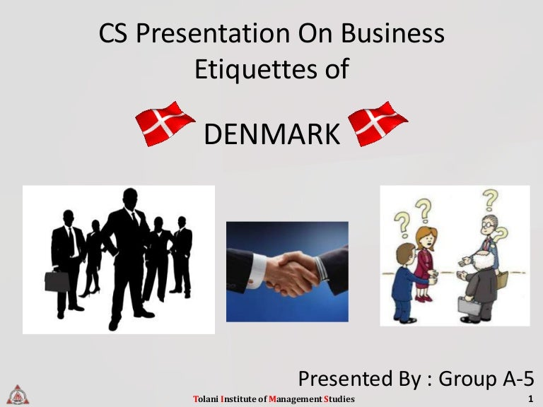 Business ettiquetes in denmark reheart Choice Image