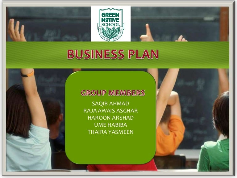Ppt of business plan of a school free resume examples banking
