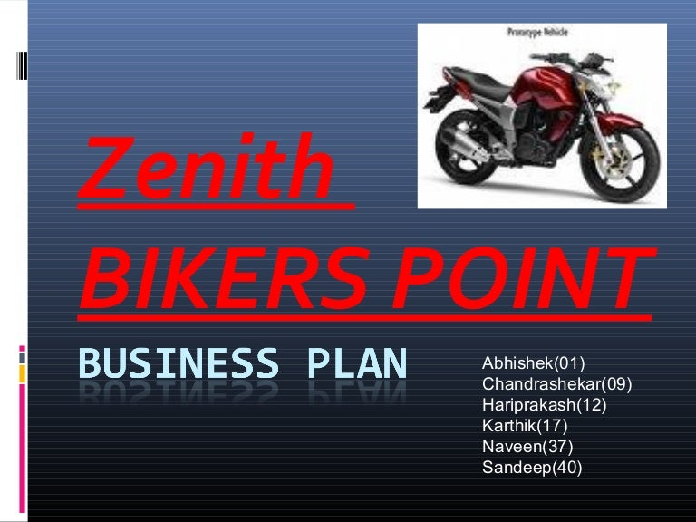 Used motorcycle business plan custom paper services