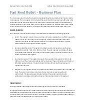 Sample Business Plan Food Beverage - Business plan template app